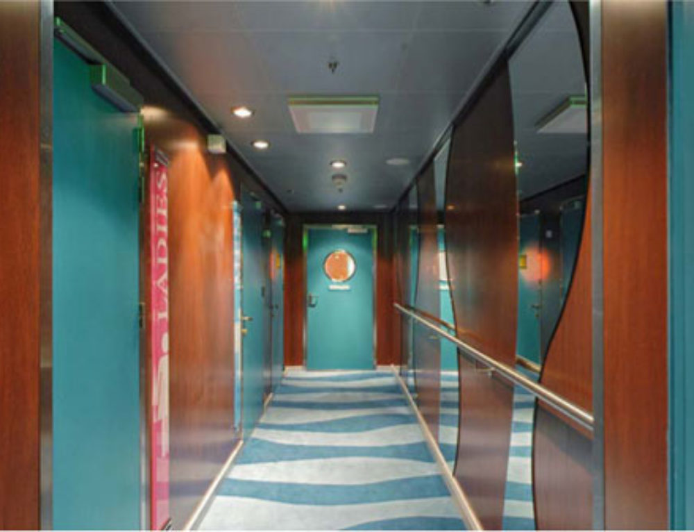 FIPRO Fire-Rated Wall Panels for Marine Vessel Fire Protection