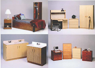 Fire Rated Furniture & Panels