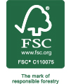 Ask about our FSC® availability