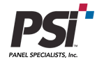 Panel Specialists, Inc. Sticky Logo