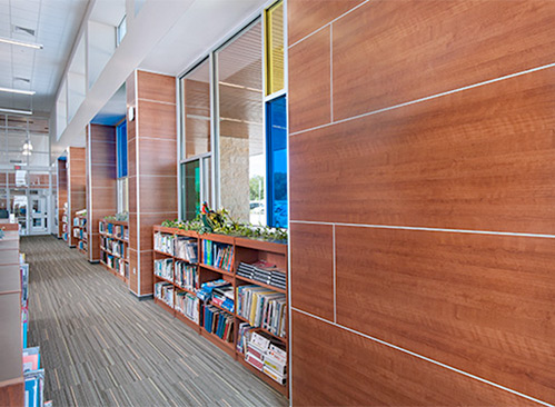 Decorative Wall Panel Systems Give You Hundreds of Design Options