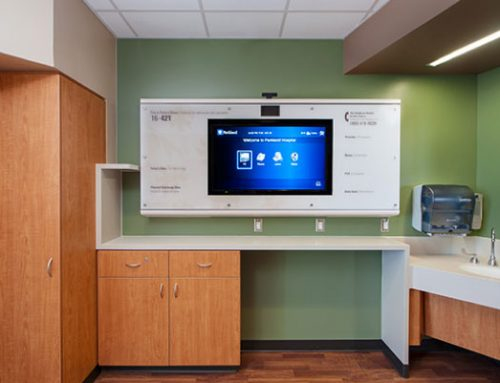 Custom Medical Casework Offers Solutions PLUS Durability