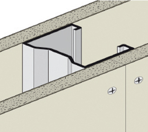 B-15 Double Shell Partition-Alternative Joint