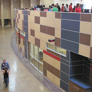 System 410 Plainview High School