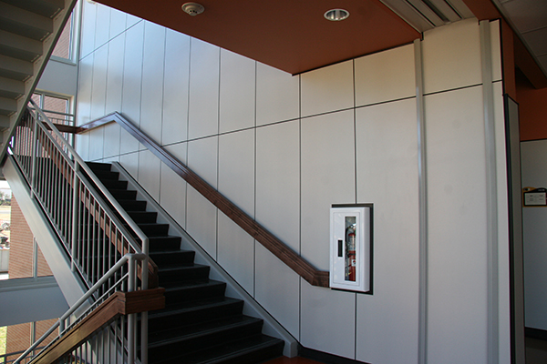 Temple Wall Panels : Temple college panel specialists inc
